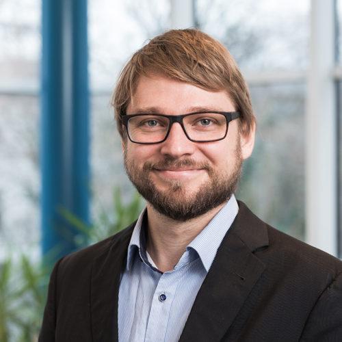 Projektmanager Axel Augstein