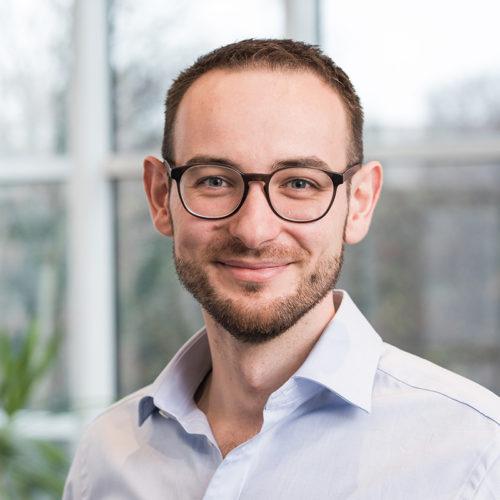 Geschäftsführer Hannes Dölle