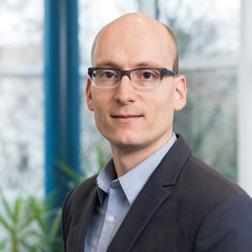 Senior Innovation Expert Hannes Straß