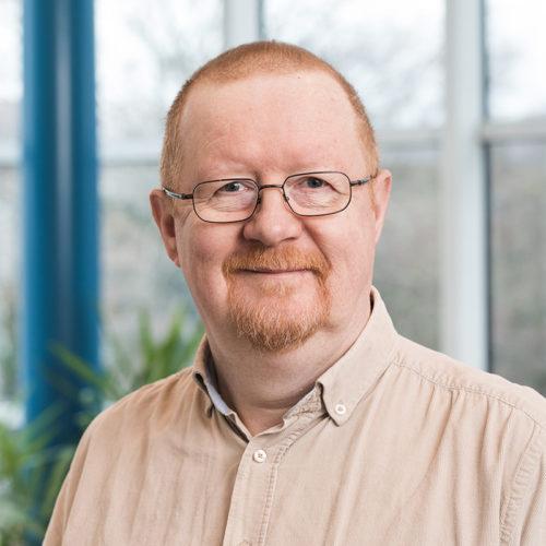 Softwareentwickler und Gesellschafter Karl Heinz Wachler