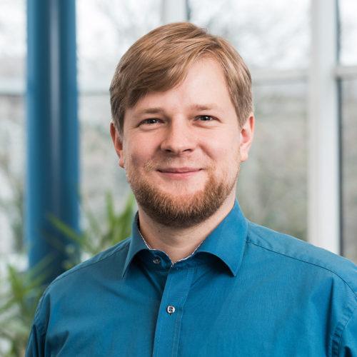 Geschäftsführer Karl Ludwig Wachler