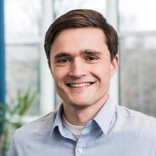 Projekt- und Servicemanager Philipp Weiselowski