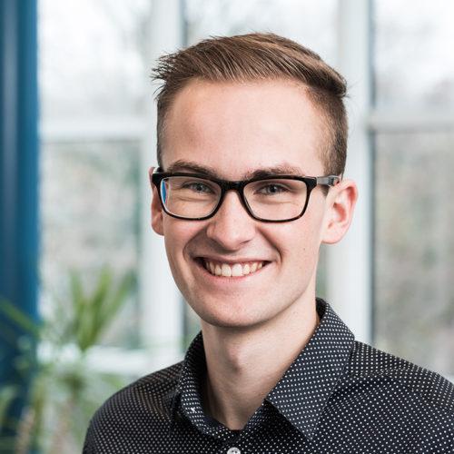 Projektassistent Torben Schröder